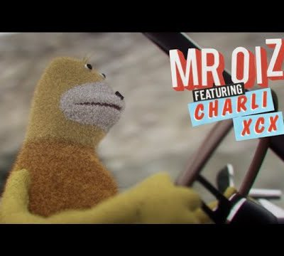 Mr Oizo – Hand In The Fire (feat. Charli XCX)