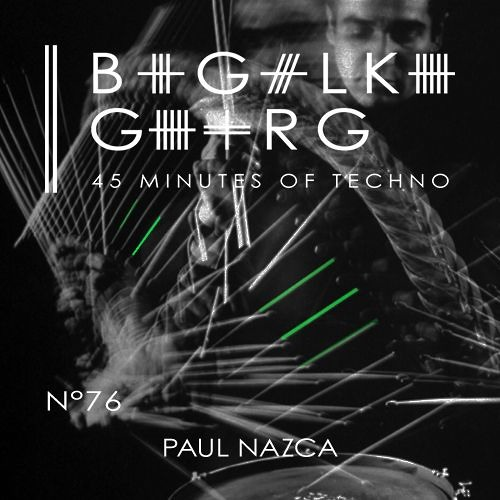 45 Minutes of Techno by Paul Nazca