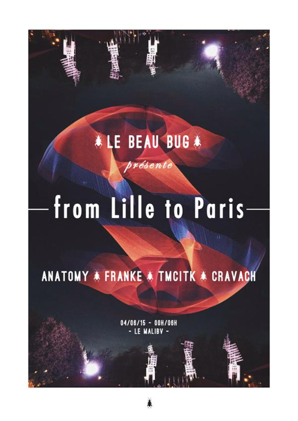 From lille to paris - La fee maraboutee lille ...