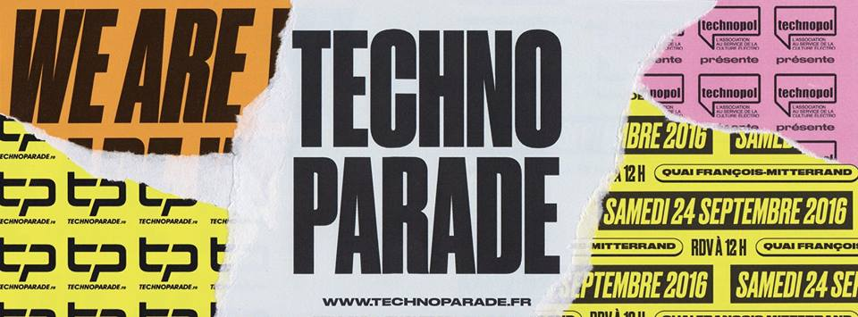 Techno Parade 2016 + Dream Nation Festival