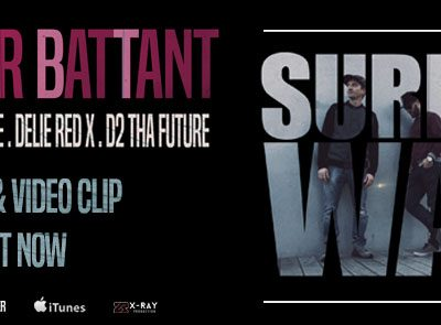 Tambour Battant – Surf the wave