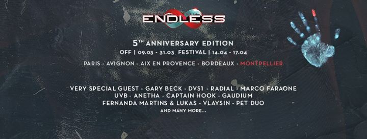 Endless project V – 5th Anniversary Edition