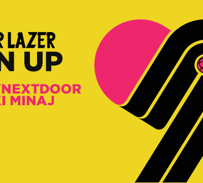 Major Lazer – Run Up (feat. PARTYNEXTDOOR & Nicki Minaj)