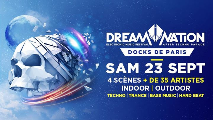 Dream Nation Festival : les premiers noms