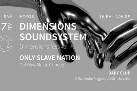 Dimensions Soundsystem @ Le Baby - 17/02/2018