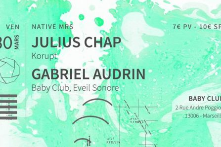 Native MRS w/ Julius chap (Korupt) @ Le Baby - 30/03/2018
