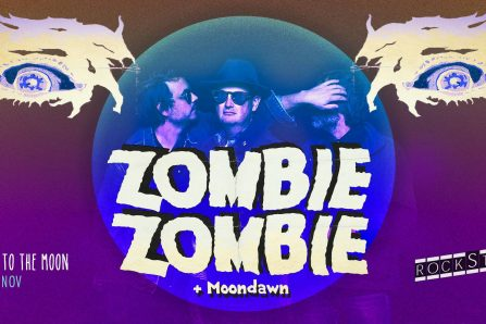 Rock It To The Moon : Zombie Zombie + Moondawn @ le rockstore - 01/11/2018