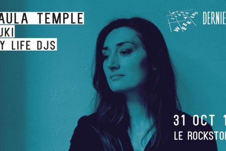 Festival Dernier Cri x my life is a week end @ Rockstore - 31/10/2018