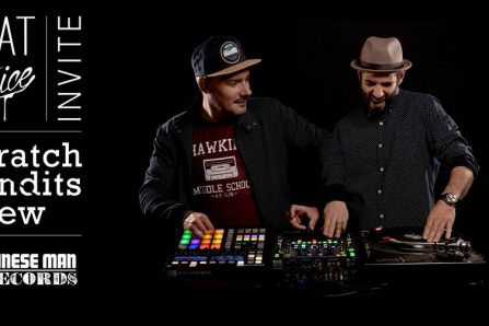 Beat'N'Juice – Scratch Bandits Crew (Chinese Man Rec) @ ANTIROUILLE - 24/05/2019