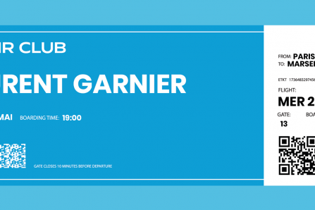 R2 Rooftop • Air Club • Laurent Garnier @ R2 I Rooftop I Refectoire - 22/05/2019