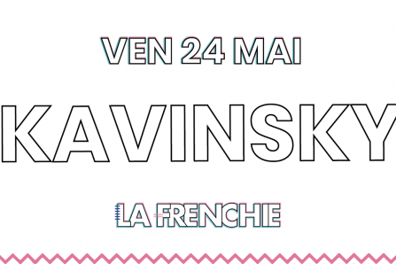 R2 Rooftop • La Frenchie • Kavinsky @ R2 I Rooftop I Refectoire - 24/05/2019