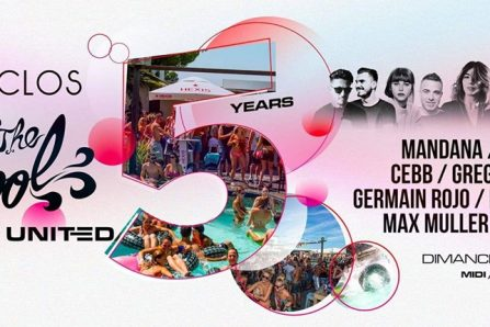 The POOL PARTY : 5 Years Birthday @ Le Clos - 30/06/2019