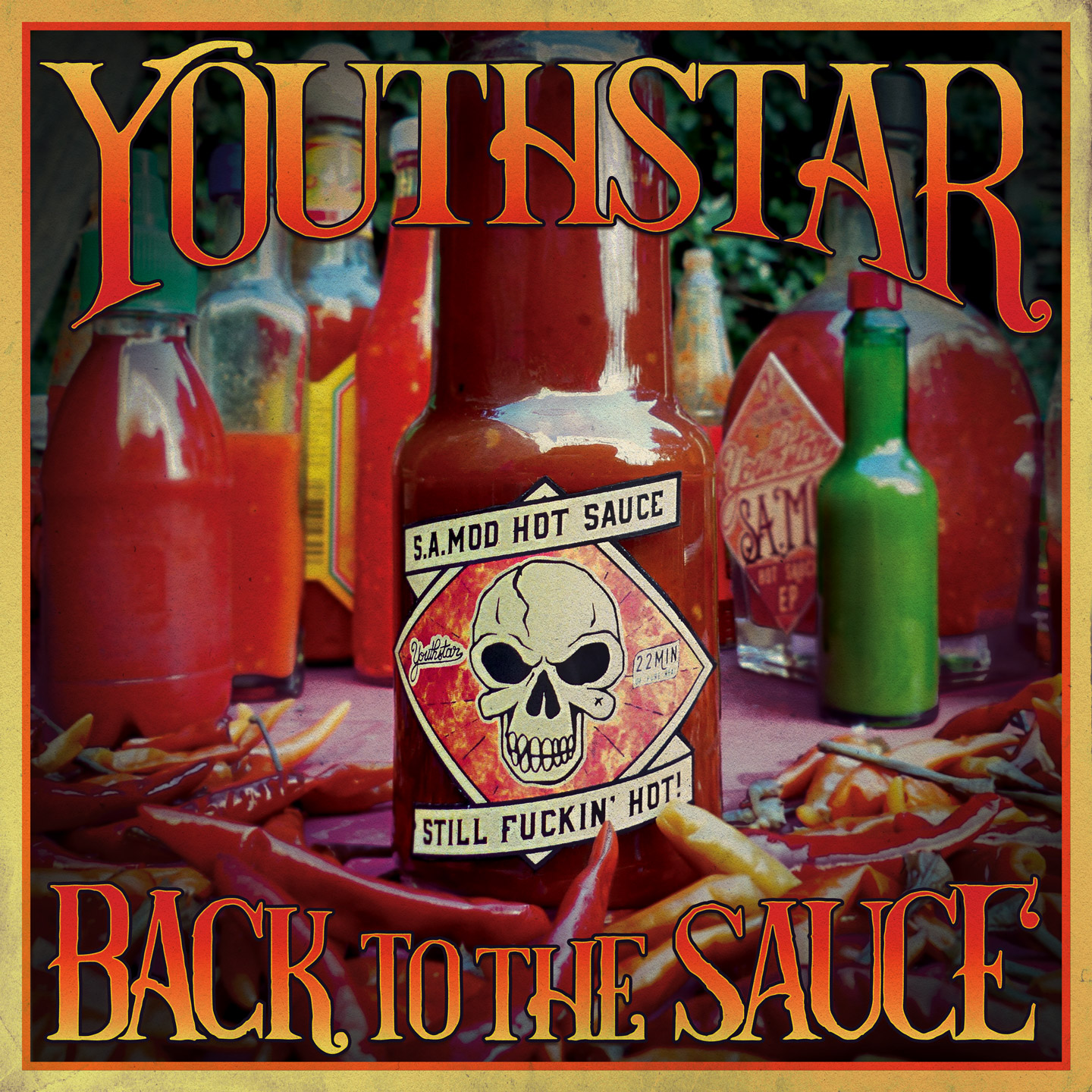 Youthstar – Back to the Sauce