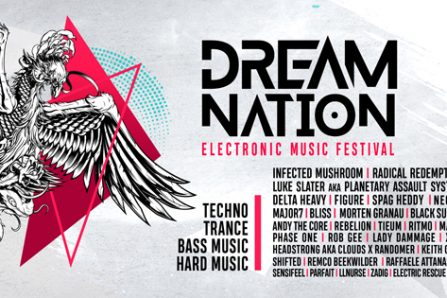 21 septembre 2019 – DREAM NATION FESTIVAL // PARIS @ Dock Eiffel – Paris - 21/09/2019