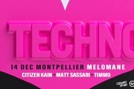 I Love Techno 2019 / After Mélomane @ Mélomane Club - 14/12/2019