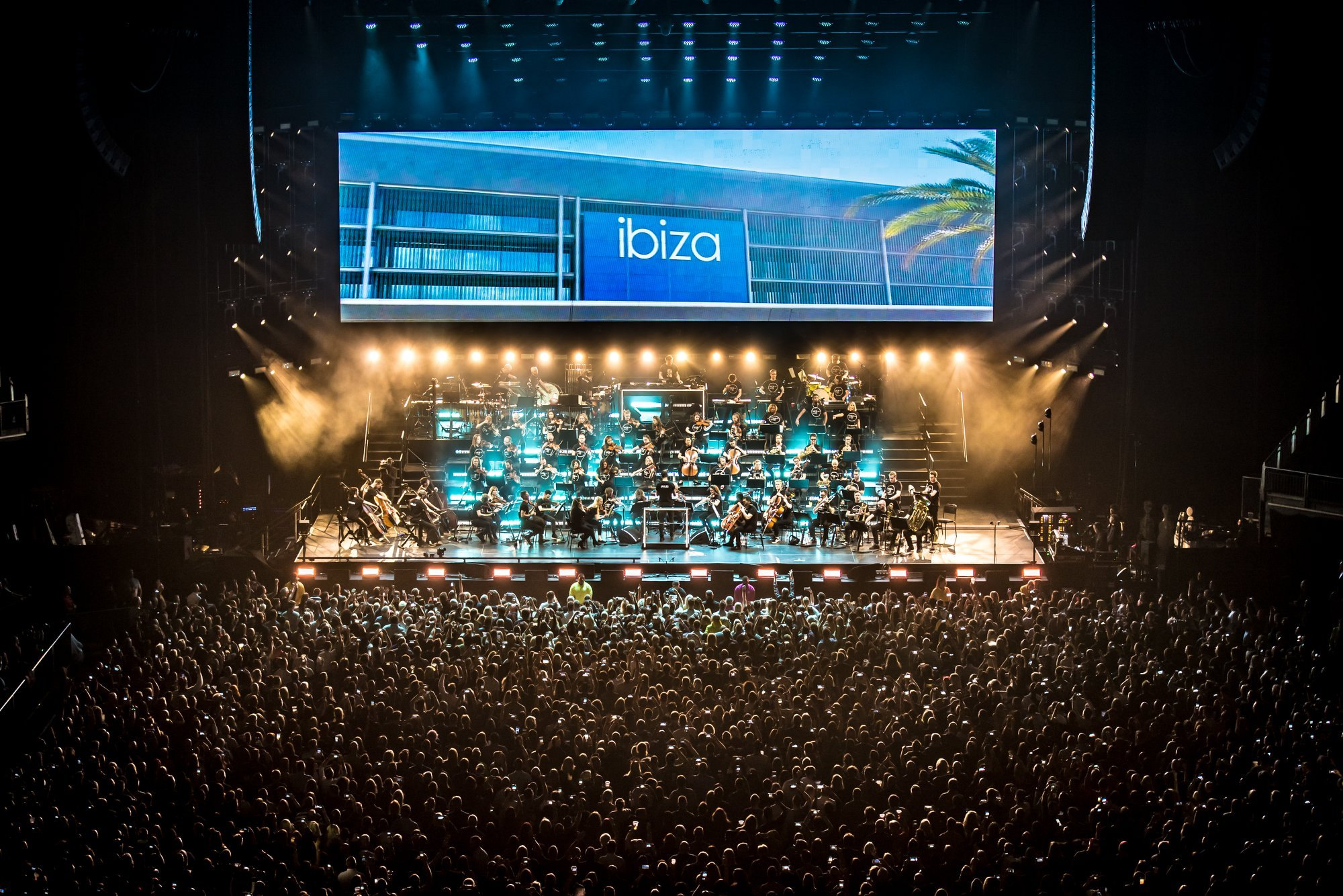 Pete Tong & The Heritage Orchestra @ O2 Arena (Londres)