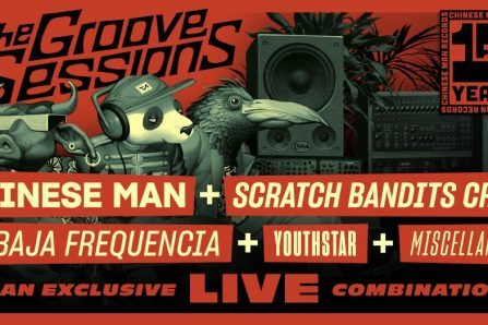 The Groove Sessions Live • @Le Moulin (Marseille) @ Le Moulin - 12/03/2020