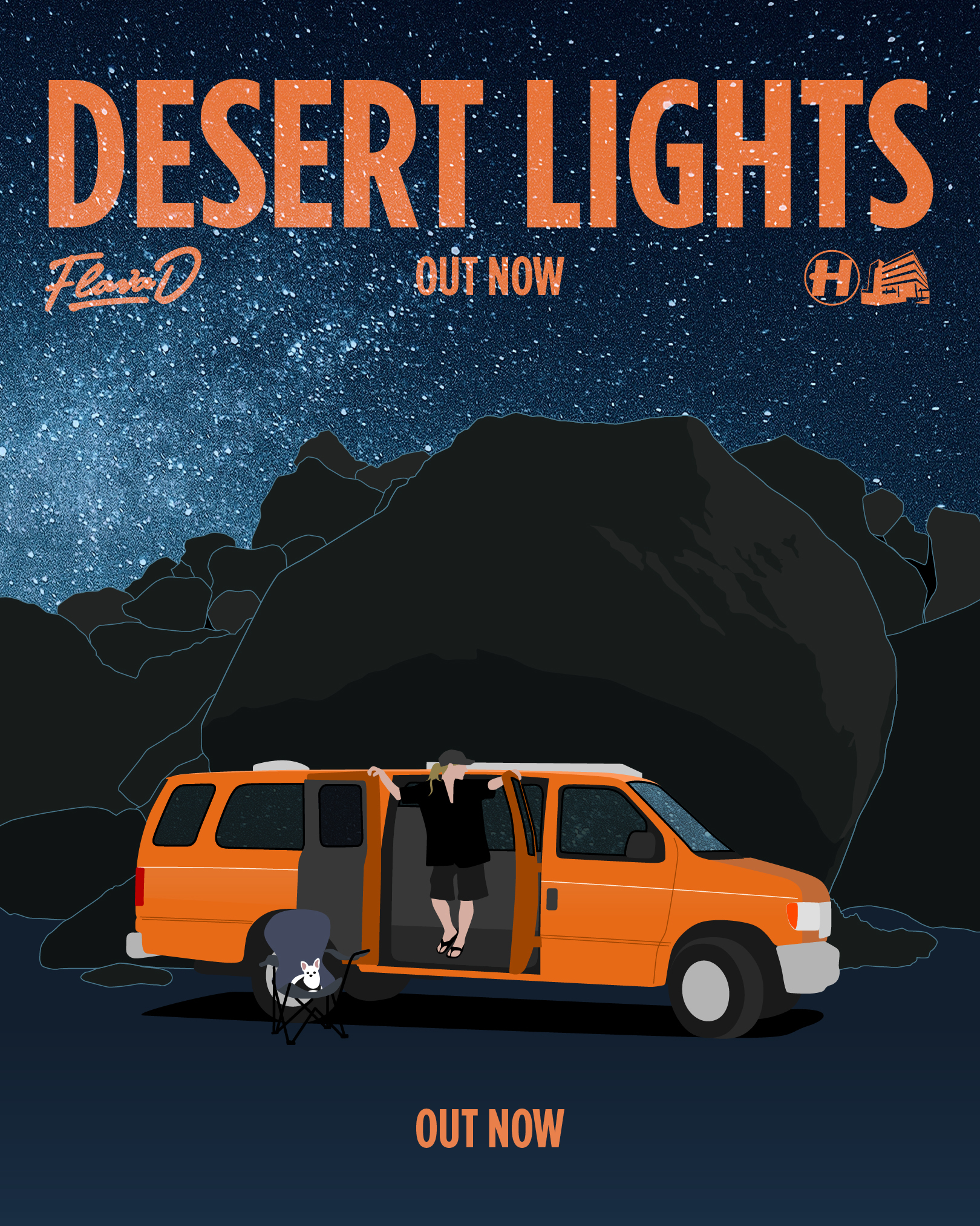 Flava D – Desert Lights